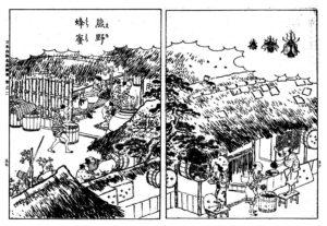 図1:『日本山海名産図会』(1799年)