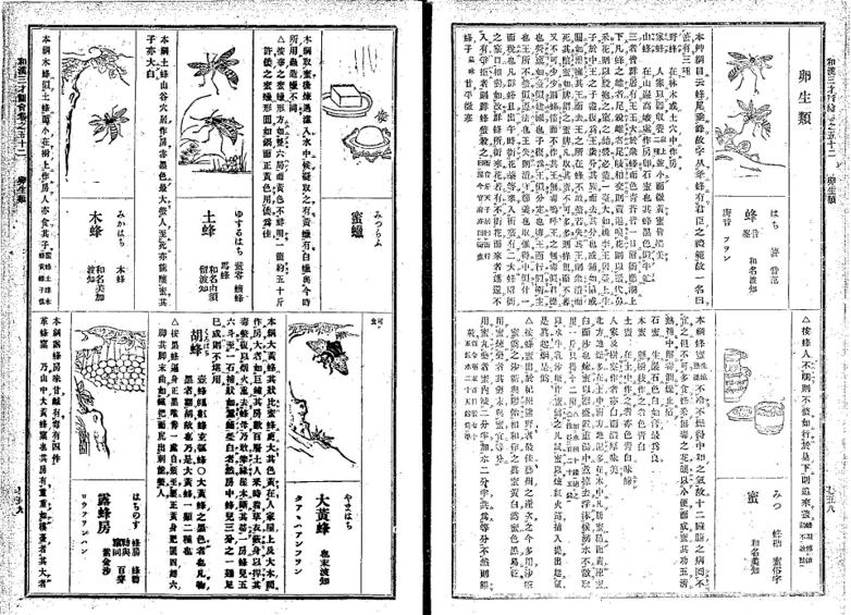 寺島良安(1712)『和漢三才図会』